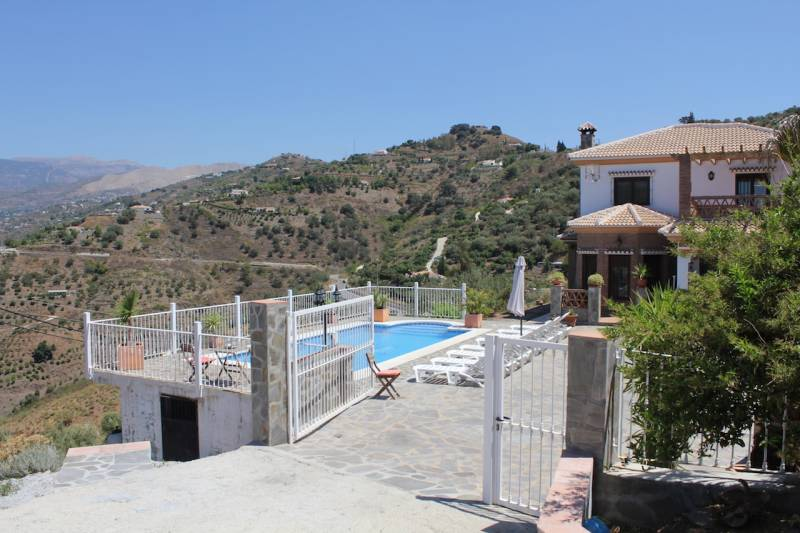Sayalonga,Malaga,Andalucia,Spain,4 Bedrooms Bedrooms,3 BathroomsBathrooms,Villa,3689
