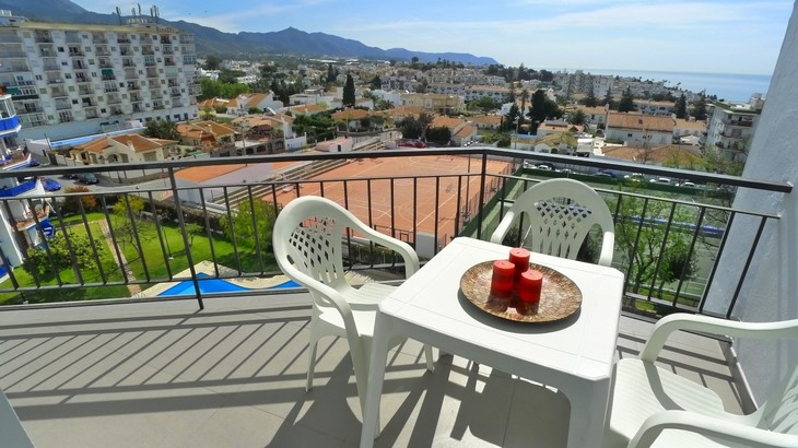 Pablo Picasso,Nerja,Malaga,Andalucia,Spain,2 Bedrooms Bedrooms,1 BathroomBathrooms,Apartment/Flat,Almijara,Pablo Picasso,6,3695